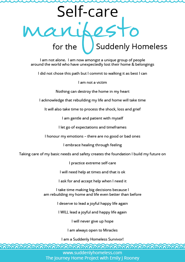 manifesto about the homeless Homeless young people identify the barriers they face in trying to find jobs and accommodation – and how a future government can help the lack of affordable homes.